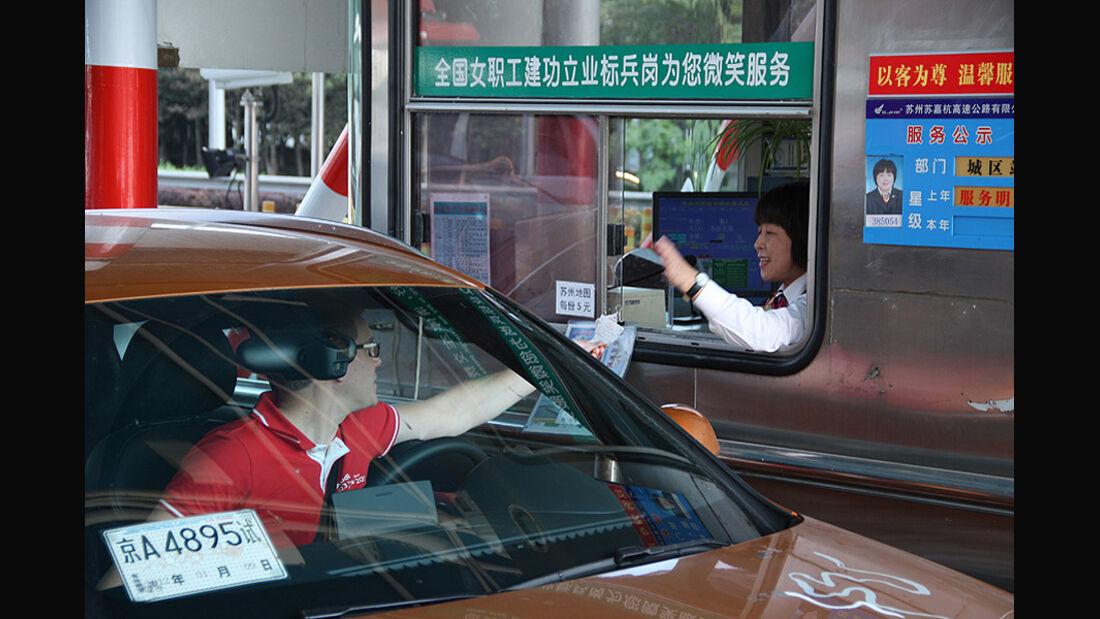 Audi Q3 Trans China Tour 2011, Tag 4
