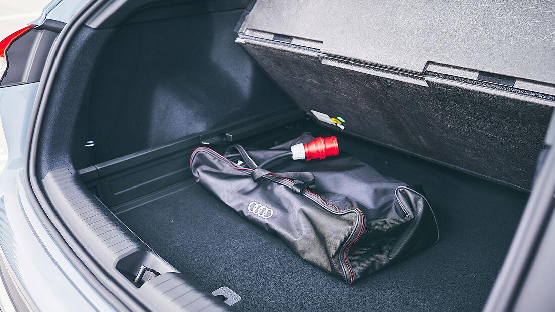 Audi Q4 50 E-Tron Quattro, Kofferraum