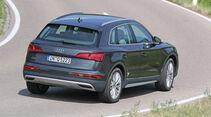 Audi Q5 2.0 TFSI Quattro Heck
