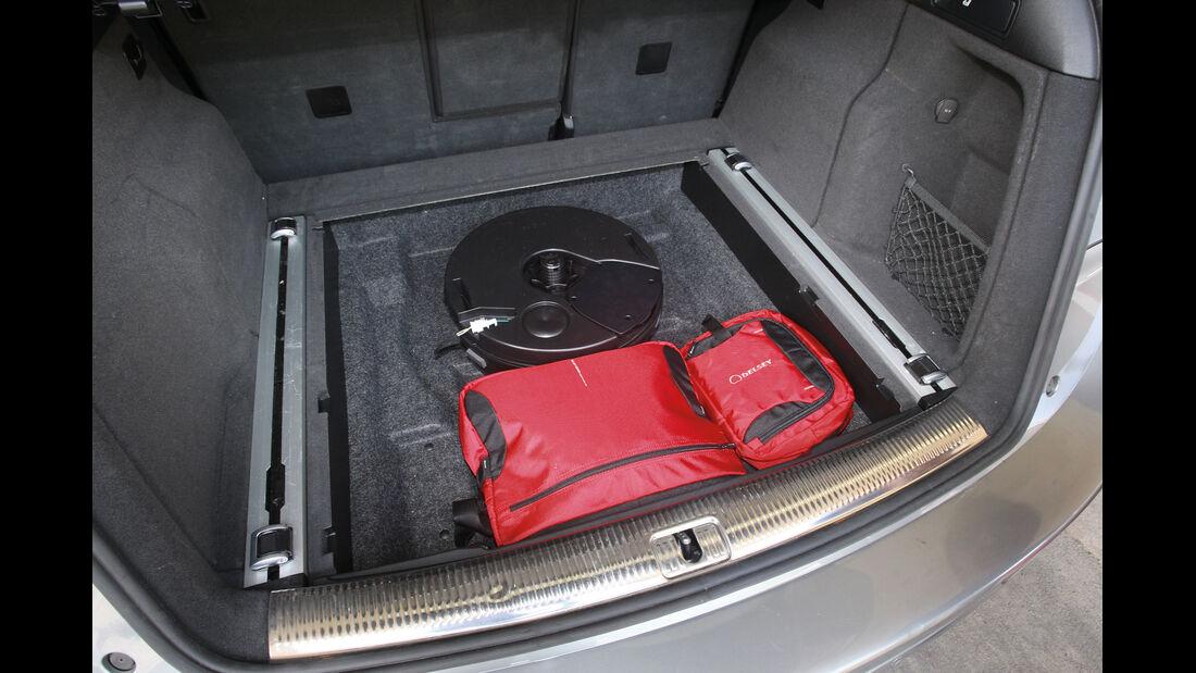 Audi Q5 2.0 TFSI Quattro, Kofferraum, Geheimfach