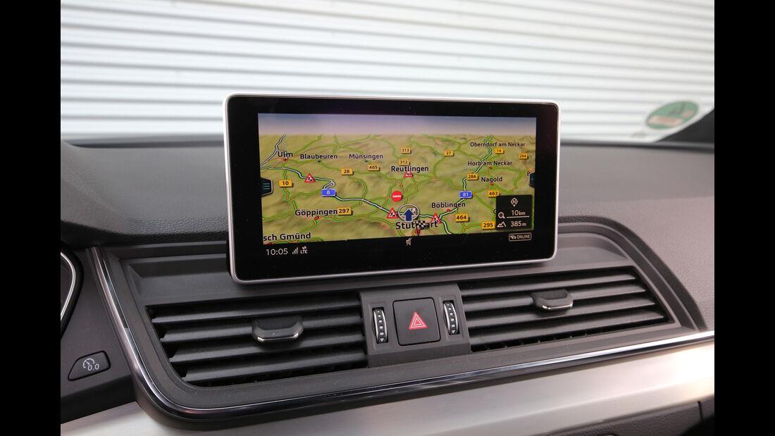 Audi Q5 2.0 TFSI Quattro, Navi