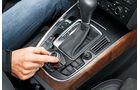 Audi Q5 2.0 TFSI Quattro, Schalthebel, Mittelkonsole