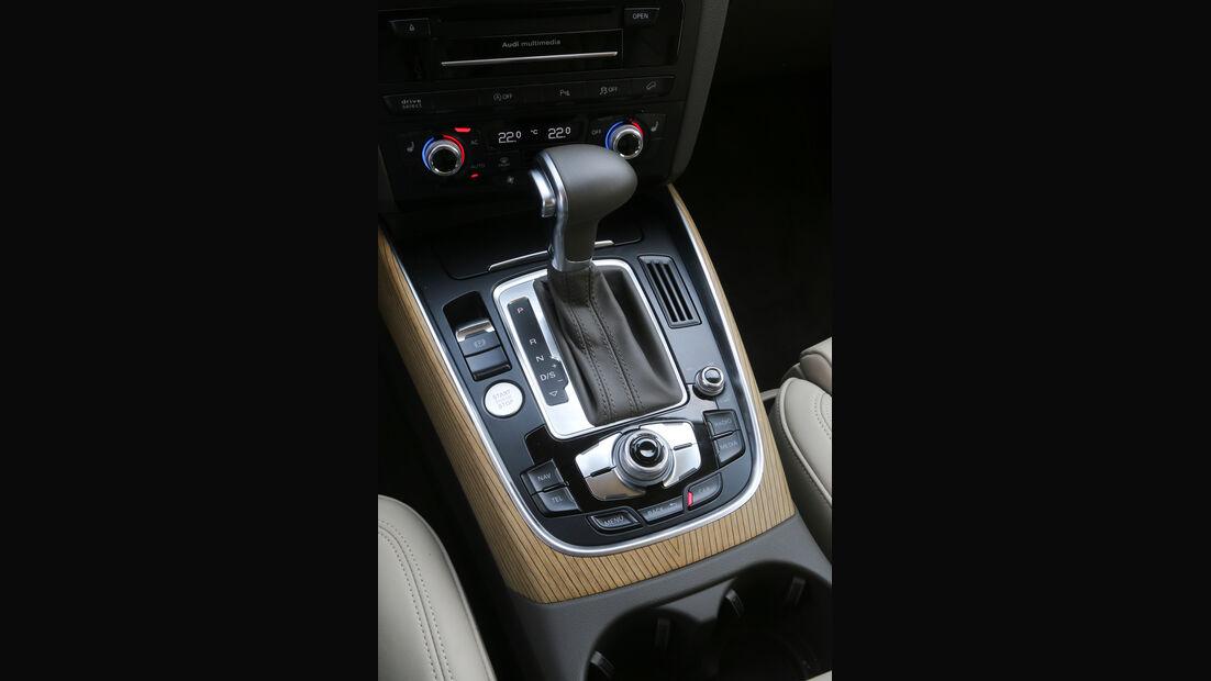 Audi Q5 2.0 TFSI Quattro, Schaltknauf, Schalthebel