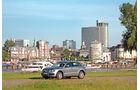 Audi Q5 2.0 TFSI Quattro, Stadt, Seitenansicht
