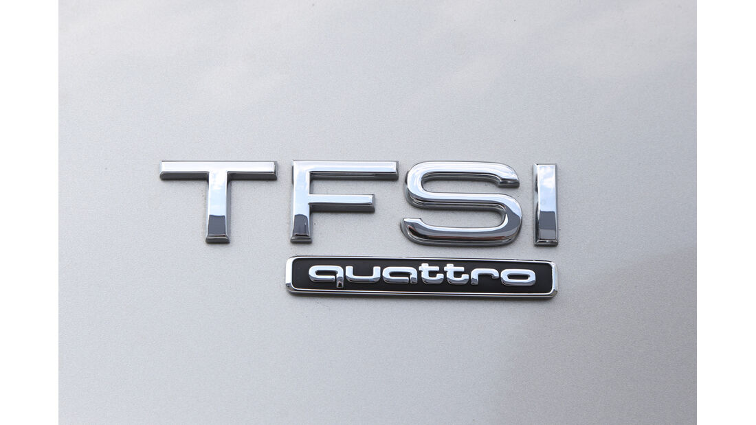 Audi Q5 2.0 TFSI Quattro, Typenbezeichnung