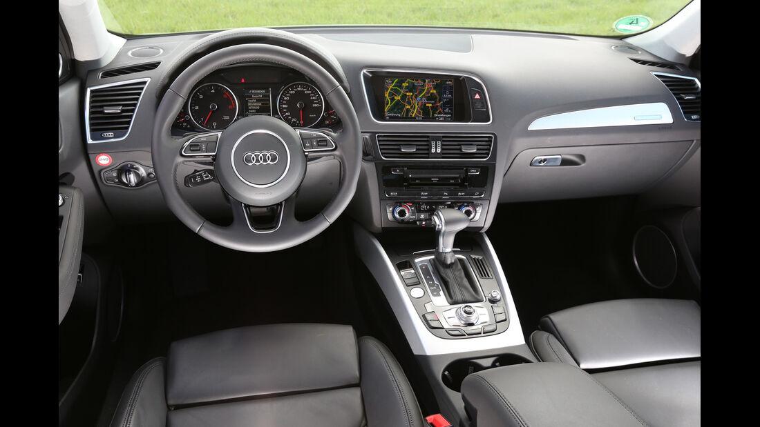 Audi Q5 3.0 TDI Clean Diesel, Cockpit