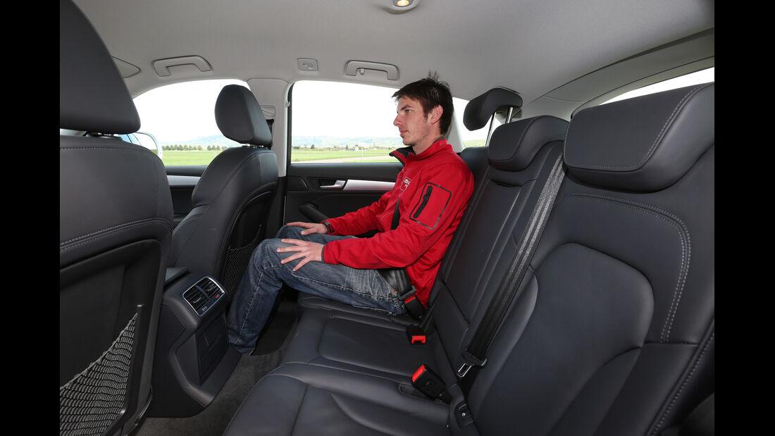 Audi Q5 3.0 TDI Clean Diesel, Fondsitz