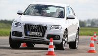 Audi Q5 3.0 TDI Clean Diesel, Frontansicht