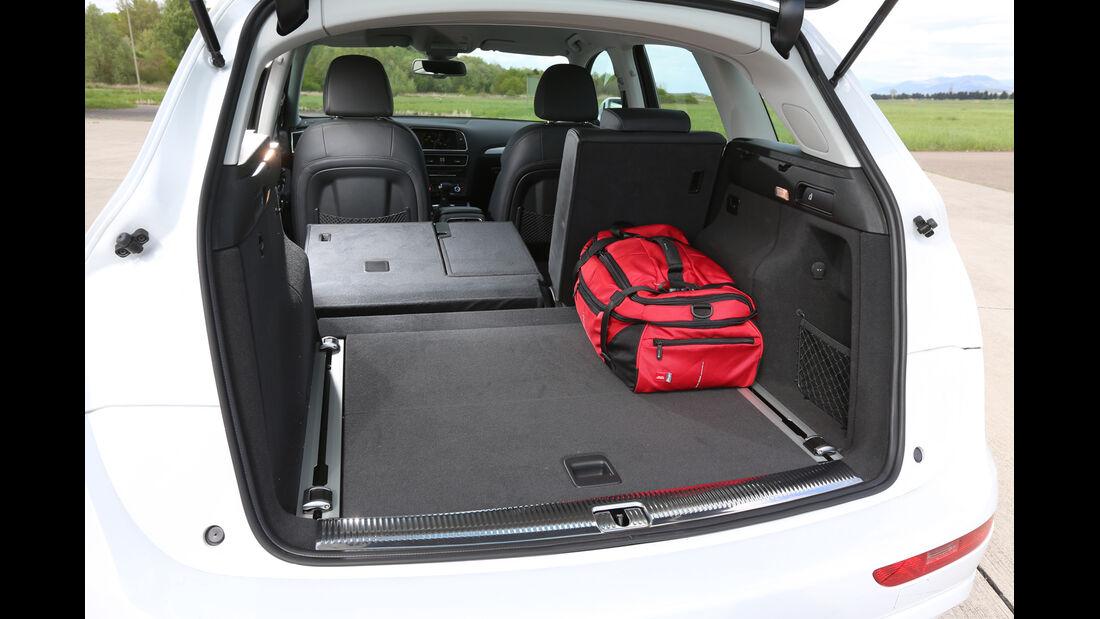 Audi Q5 3.0 TDI Clean Diesel, Kofferraum