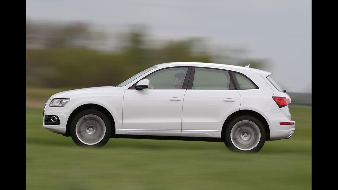 Audi Q5 3.0 TDI Clean Diesel, Seitenansicht