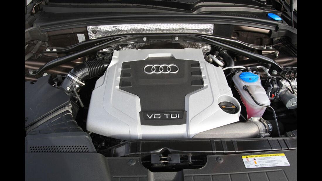 Audi Q5 3.0 TDI, Motor