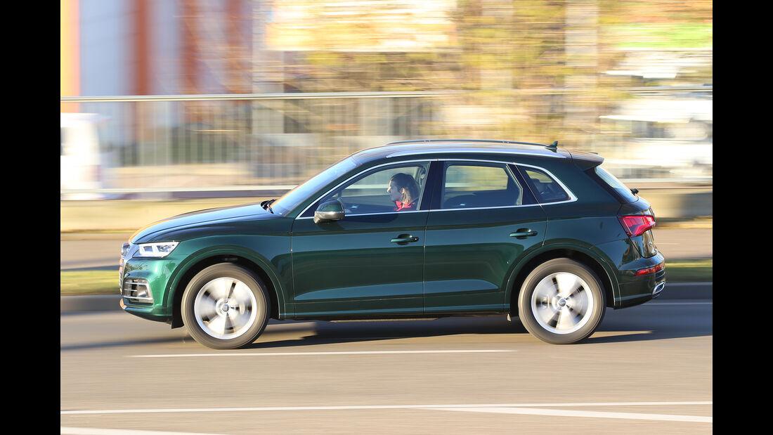 Audi Q5 3.0 TDI Quattro, Exterieur