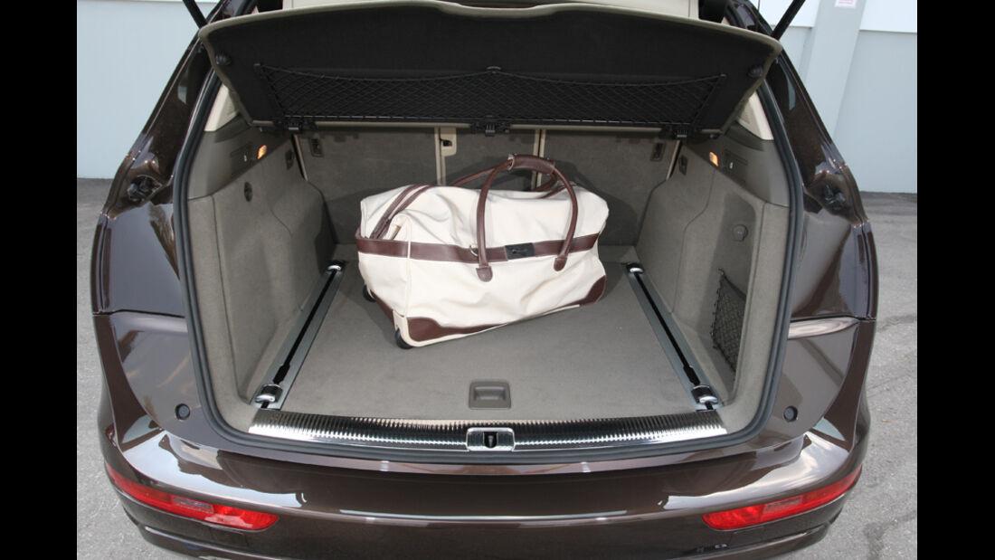 Audi Q5 3.0 TDI Quattro, Kofferraum