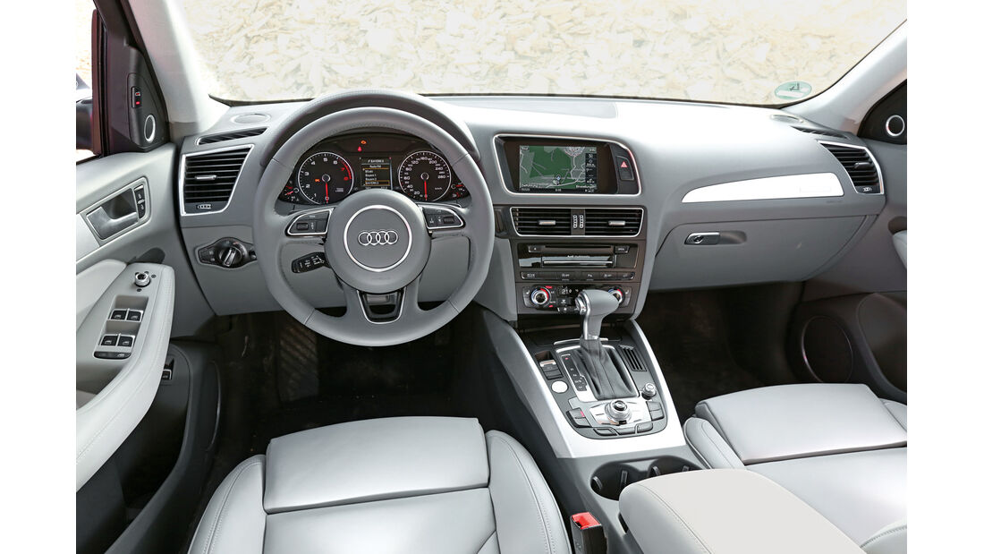 Audi Q5 3.0 TFSI Quattro