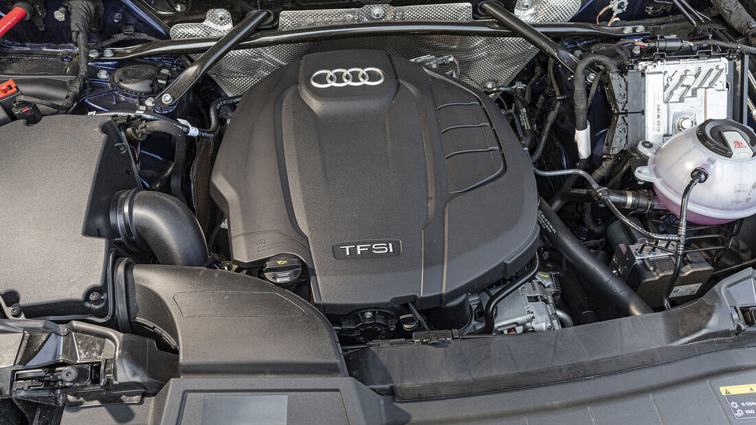 Audi Q5 45 TFSI Quattro Sport, Exterieur