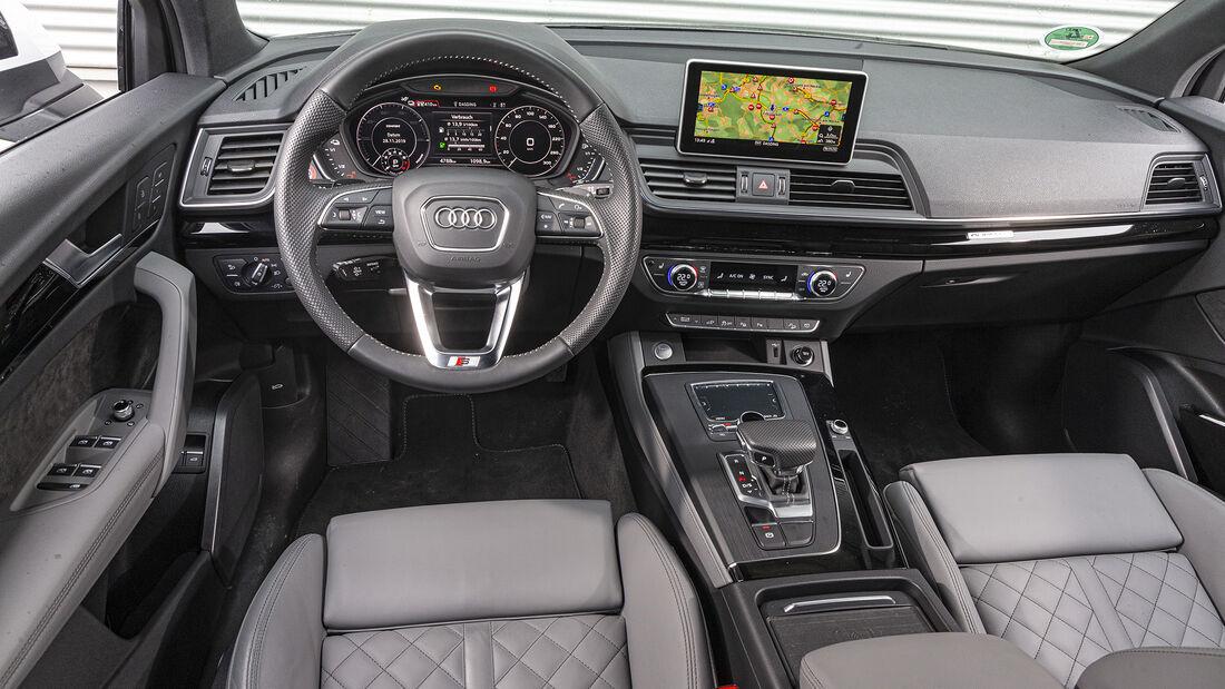Audi Q5 55 TFSI e Quattro, Interieur