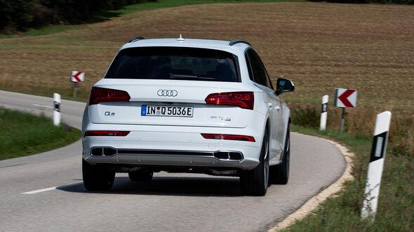 Audi Q5 55 TFSI e quattro (2019) Plug-in-Hybrid