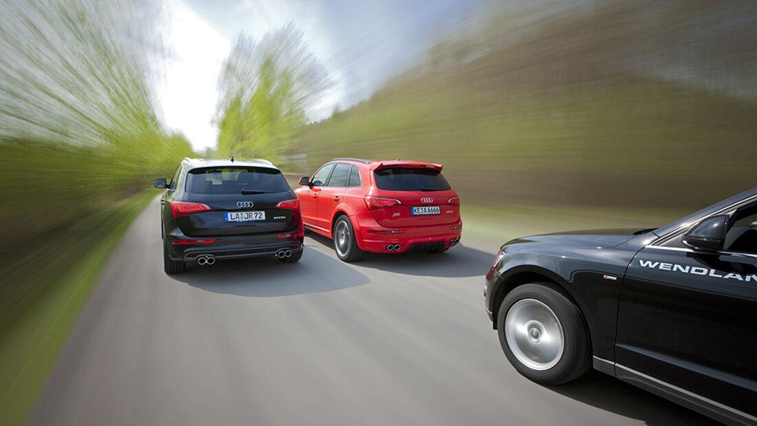 Audi Q5 Abt,MTM,Wendland