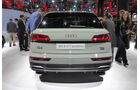 Audi Q5 - Auspuff - IAA Frankfurt 2017