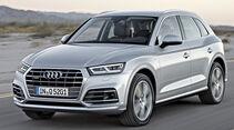 Audi Q5, Best Cars 2020, Kategorie K Große SUV/Geländewagen