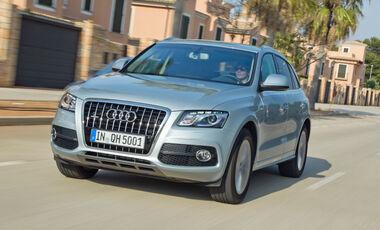 Audi Q5 Hybrid, Frontansicht