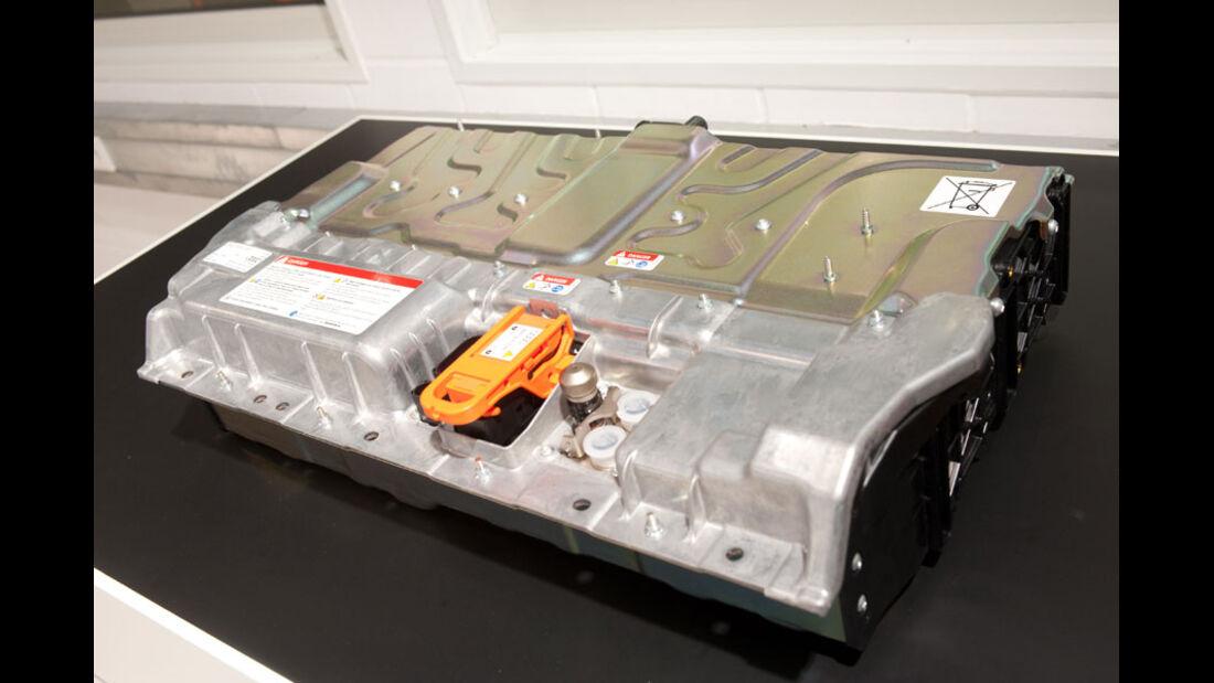 Audi Q5 Hybrid, Lithium-Ionen-Akku