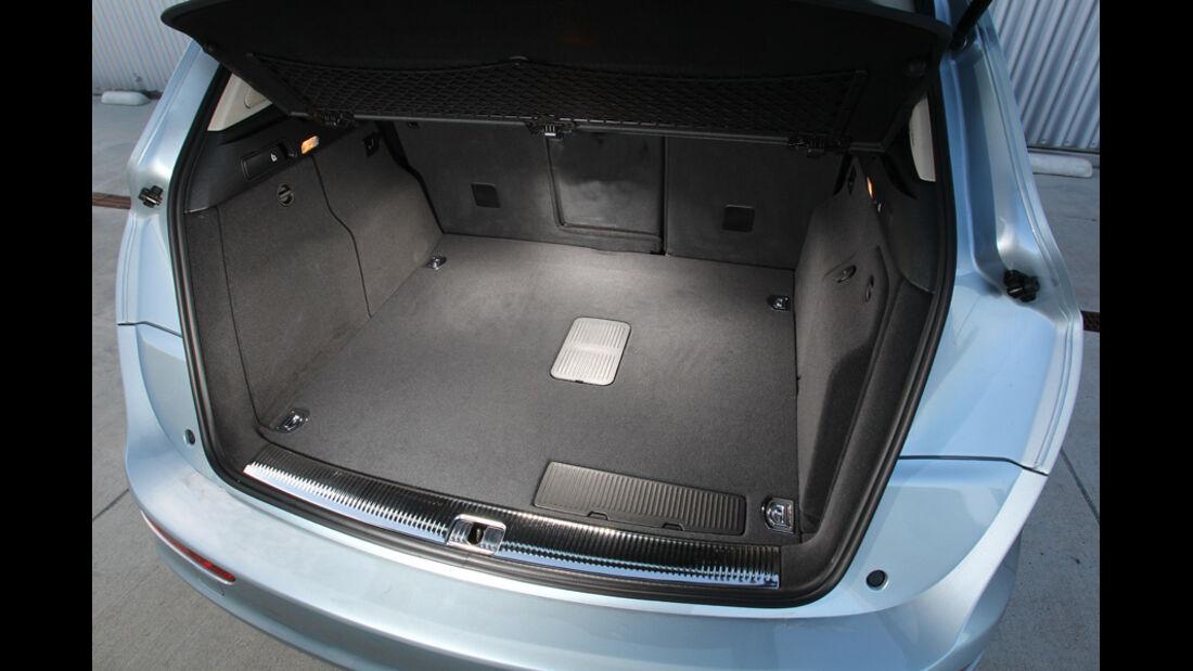 Audi Q5 Hybrid Quattro, Kofferraum
