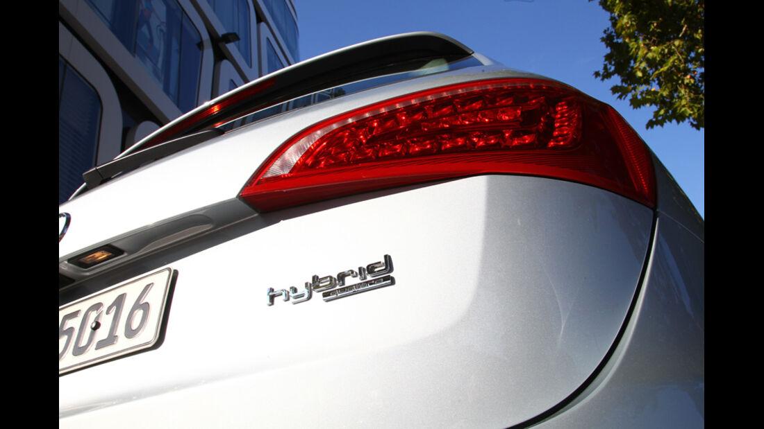 Audi Q5 Hybrid Quattro, Rücklicht