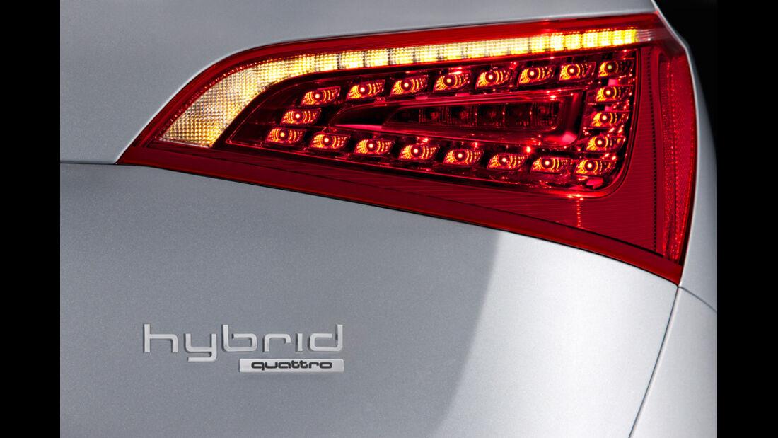Audi Q5 Hybrid, Rückleuchte, Bremslicht