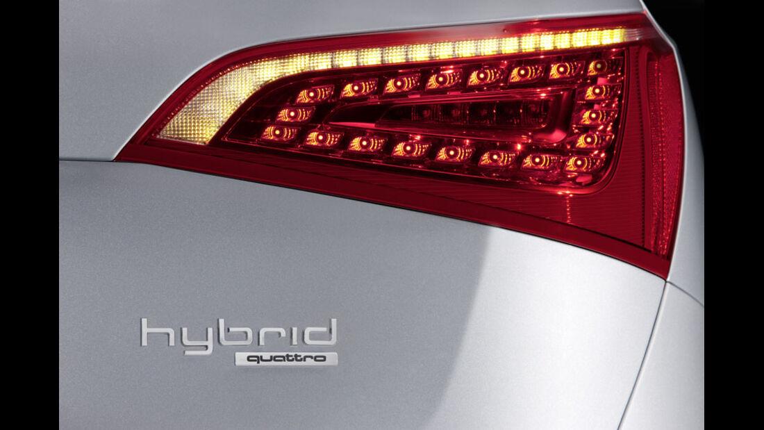 Audi Q5 Hybrid, Rücklicht