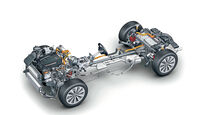 Audi Q5 Hybris, Plattform