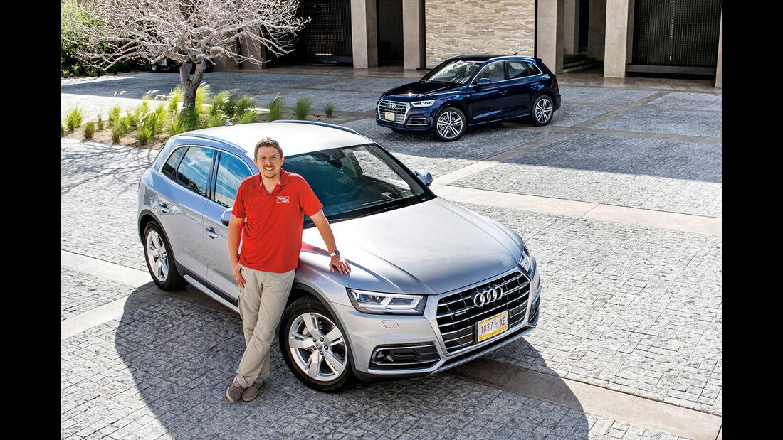 Audi Q5, Jens Dralle