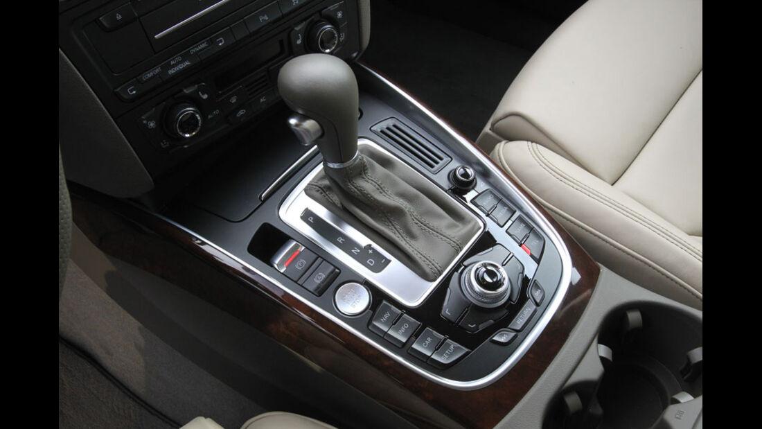 Audi Q5 Kaufberatung, Automatikgetriebe, S-Tronic