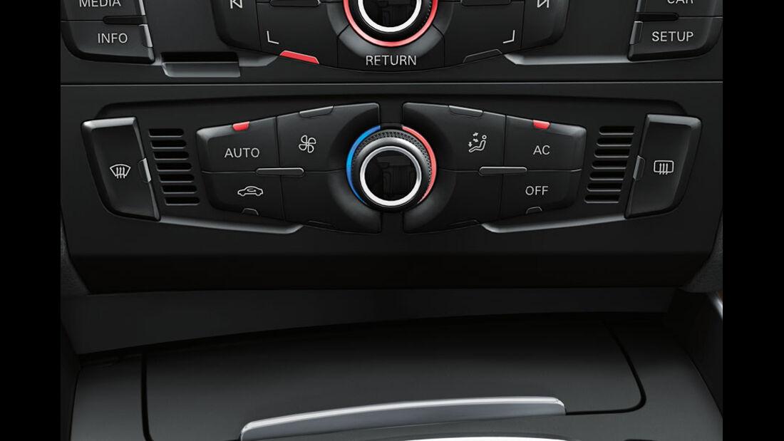 Audi Q5 Kaufberatung, Klimaautomatik