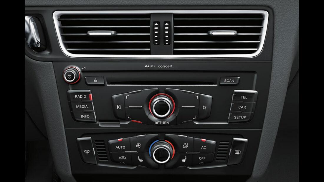 Audi Q5 Kaufberatung, Radio