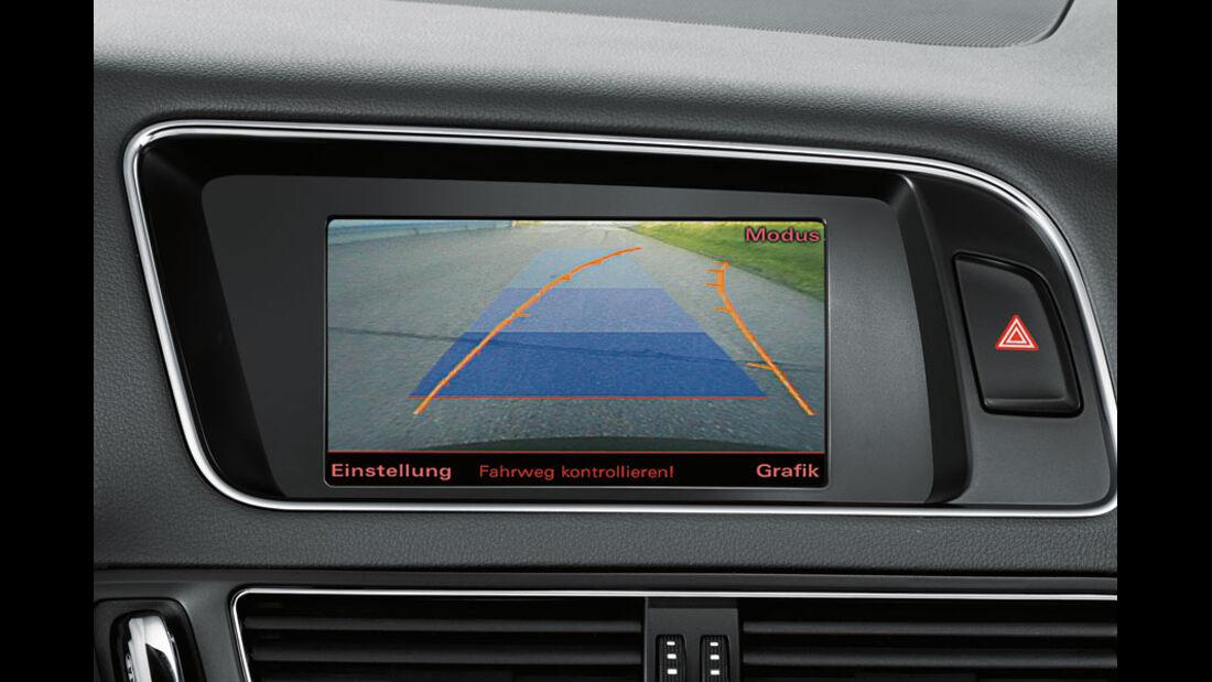 Audi Q5 Kaufberatung, Rückfahrkamera