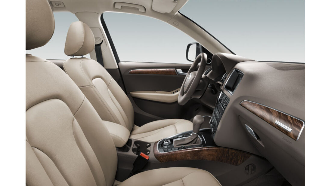 Audi Q5 Kaufberatung, Sitze