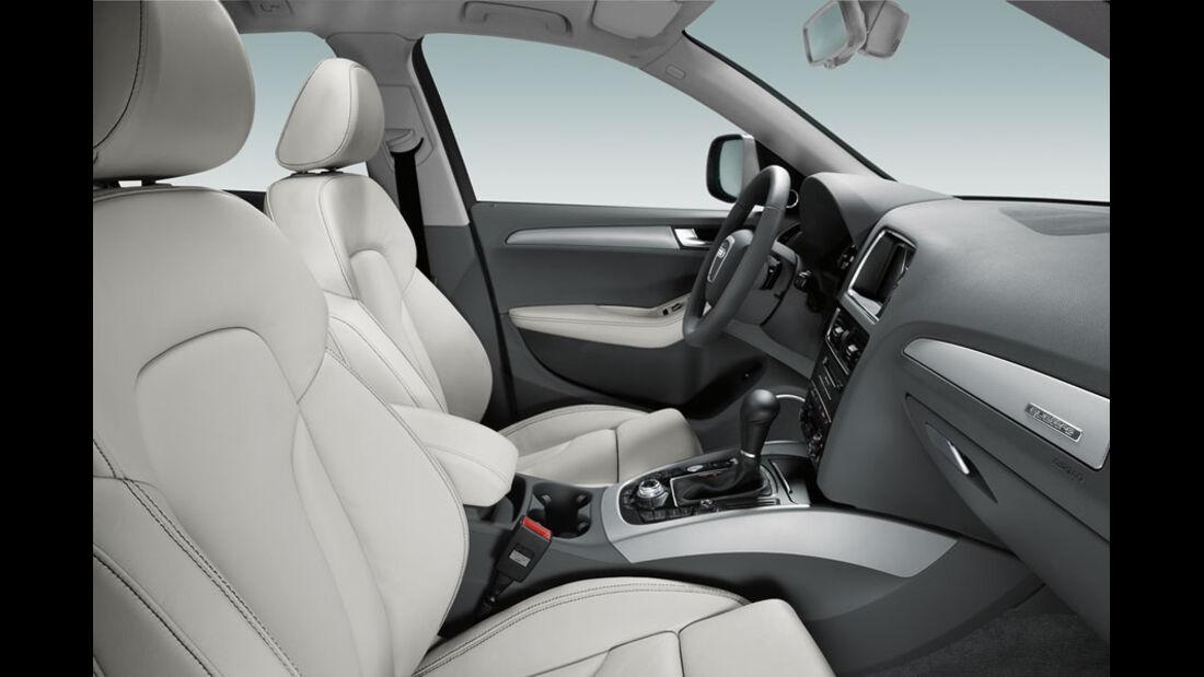 Audi Q5 Kaufberatung, Sportsitze