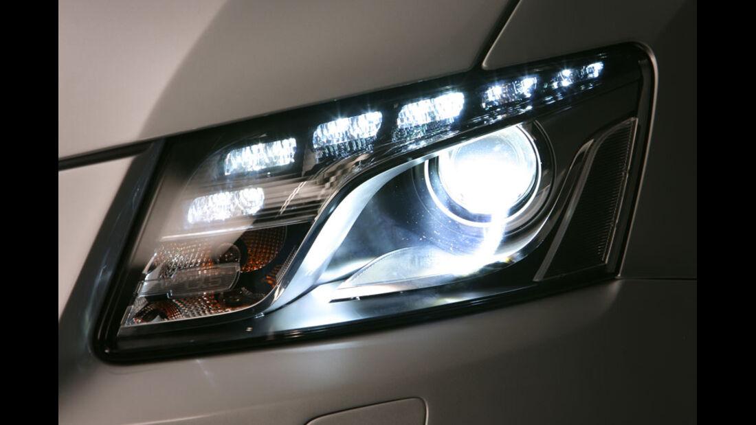 Audi Q5 Kaufberatung, Xenon-Scheinwerfer