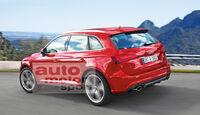 Audi Q5, Mercedes GLK