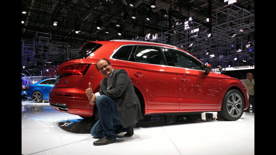 Audi Q5 Paris