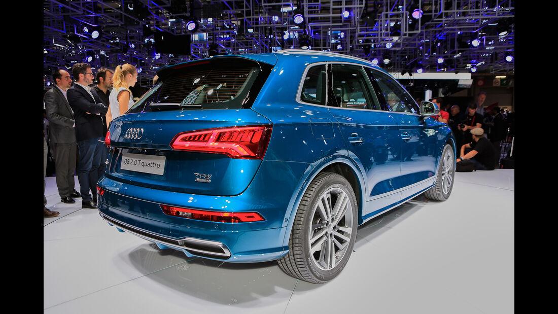 Audi Q5 Paris Autosalon 2016