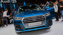 Audi Q5 Paris Autosalon 2016