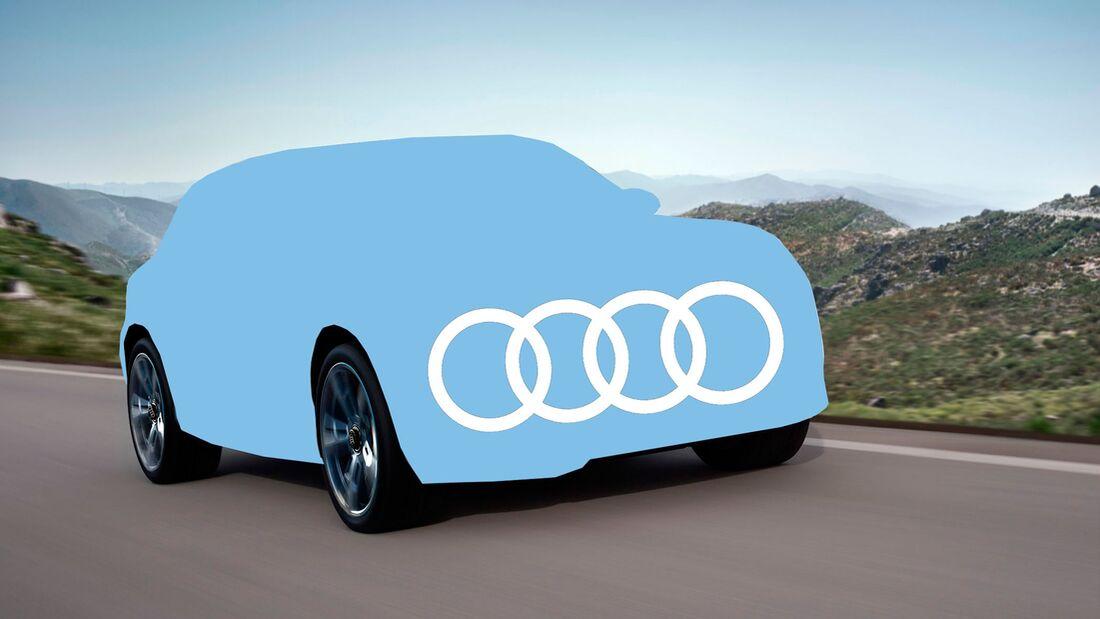Audi Q5 Q6 E-tron