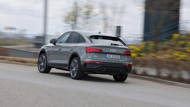 Audi Q5 SB 45 TFSI, Exterieur