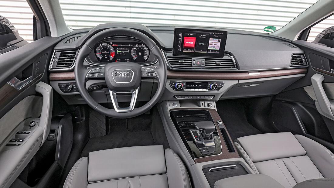 Audi Q5 SB 45 TFSI, Interieur