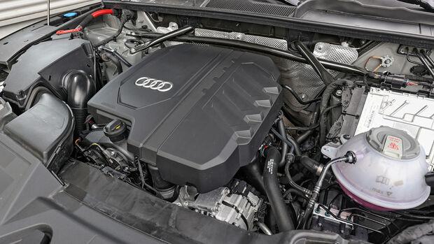 Audi Q5 SB 45 TFSI, Motor