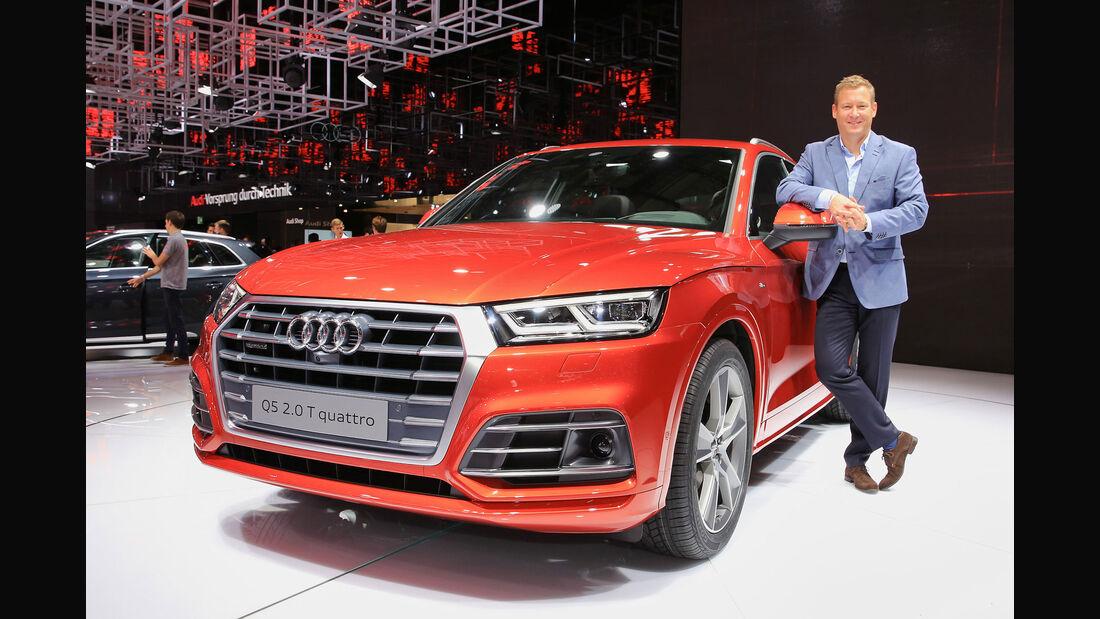 Audi Q5 Sitzprobe Jens Katemann
