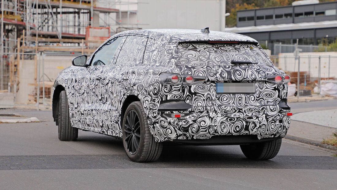 Audi Q6 E-Tron Erlkönig