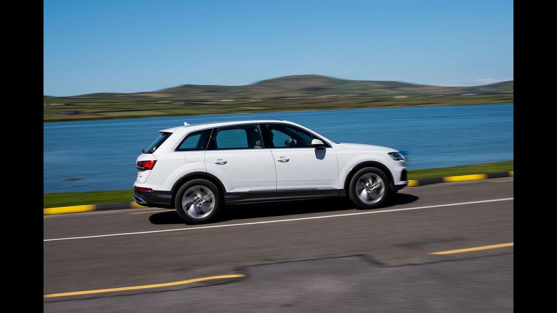 Audi Q7 2019 Facelift